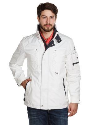 Куртка S4. Цвет: белый