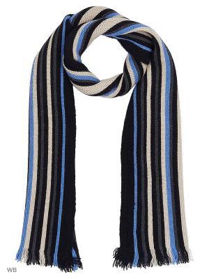 Шарф MERCEDES-BENZ. Цвет: черный, голубой, бежевый