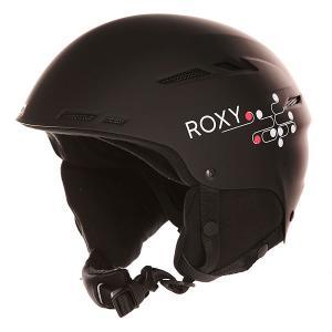 Шлем для сноуборда женский  Alley Oop J Hlmt Anthracite Roxy. Цвет: черный