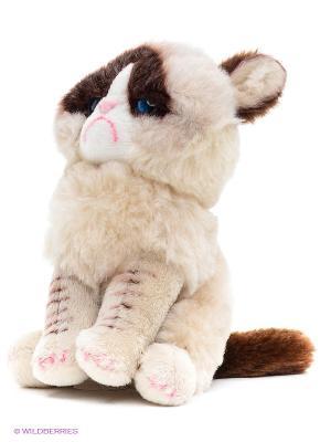 Игрушка мягкая Grumpy Cat Mini Gund. Цвет: белый, коричневый