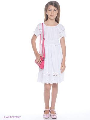 Платье Comusl. Цвет: белый