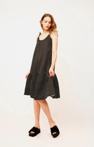 Платье Черное Trends Brands Base