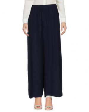 Повседневные брюки CHARLI. Цвет: темно-синий