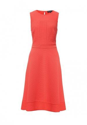 Платье Dorothy Perkins. Цвет: коралловый