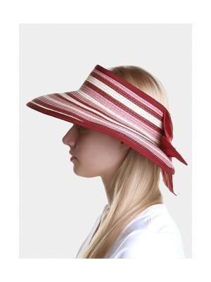 Шляпа Canoe. Цвет: бордовый