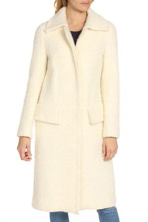 Пальто Dondup. Цвет: белый