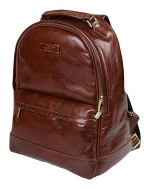 Рюкзаки и сумки на пояс GIUDI. Цвет: какао