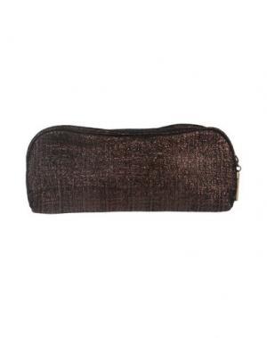 Beauty case RODO. Цвет: темно-коричневый
