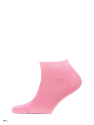 Носки, 5 пар Модекс. Цвет: розовый