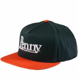 Cap Penny. Цвет: orange & dark green