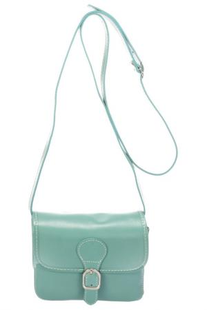 Сумка Lisa minardi. Цвет: turquoise