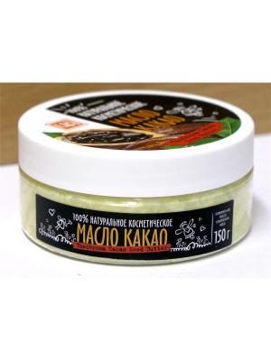 Масло косметическое Какао Царство Ароматов. Цвет: белый