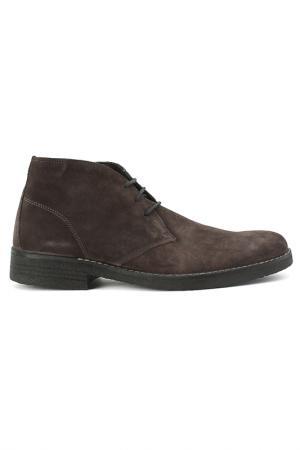 Ботинки IMAC. Цвет: серый
