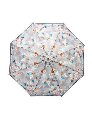 Зонт Stilla s.r.l.. Цвет: серый, светло-серый