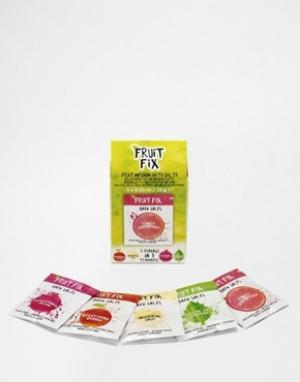 Beauty Extras Соль для ванны Fruit Fix Teas. Цвет: бесцветный