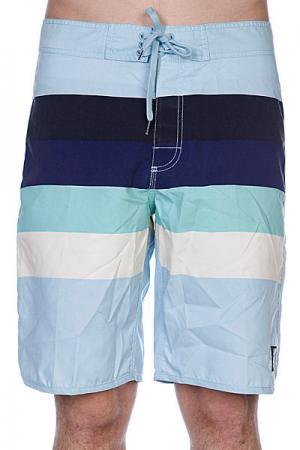 Пляжные мужские шорты  Retro Stud Arctic Insight. Цвет: синий