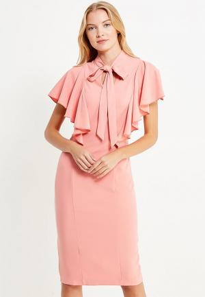 Платье Vittoria Vicci. Цвет: коралловый
