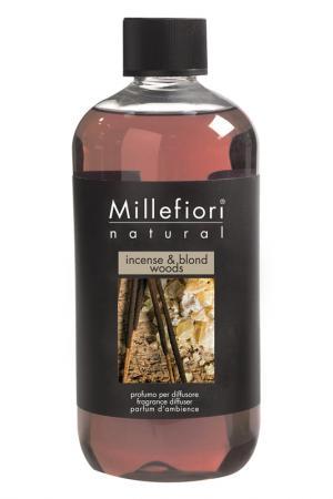Рефилл, 250 мл millefiori milano. Цвет: коричневый