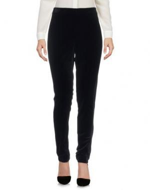 Повседневные брюки DANIELE CARLOTTA. Цвет: черный