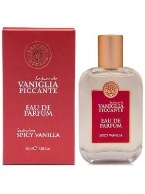 Парфюмерная вода Пикантная ваниль 50 мл Erbario Toscano. Цвет: бордовый