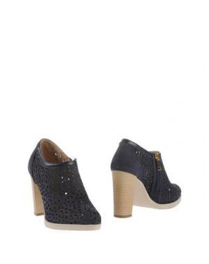 Ботинки HÉCOS. Цвет: темно-синий