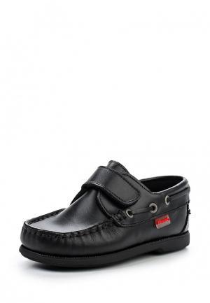 Туфли Beppi. Цвет: черный