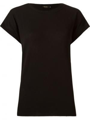High low knit blouse Gig. Цвет: чёрный