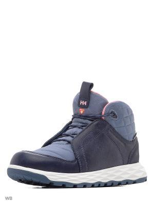 Ботинки W TEN-BELOW HT Helly Hansen. Цвет: сливовый, серо-голубой