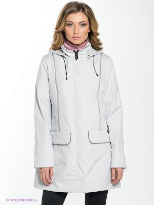 Куртка MARIS Maritta. Цвет: белый