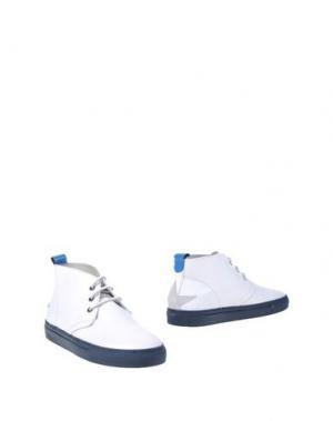 Полусапоги и высокие ботинки MACCHIA J. Цвет: белый
