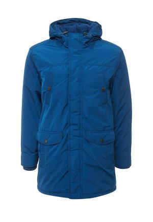 Куртка утепленная LC Waikiki. Цвет: синий