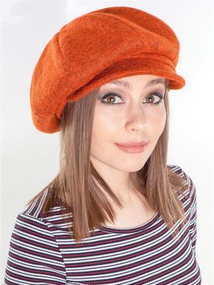 Кепка LORICCI. Цвет: оранжевый