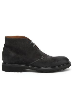Ботинки Doucals Doucal's. Цвет: серый