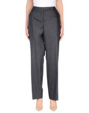 Повседневные брюки WINDSOR.. Цвет: свинцово-серый