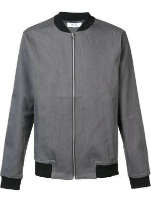 Куртка Baron Wesc. Цвет: серый