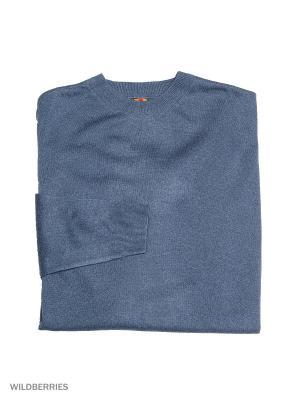 Джемпер GAFF. Цвет: серо-голубой
