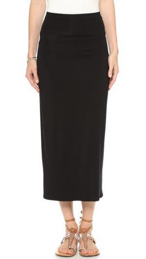 Юбка-платье с высокой талией Rachel Pally. Цвет: голубой