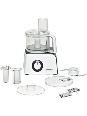 Кухонный комбайн Bosch MCM4000 серебристый 700Вт. Цвет: белый