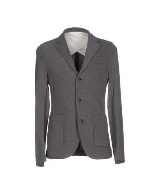 Пиджак YES ZEE BY ESSENZA. Цвет: серый