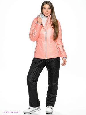 Куртка Stayer. Цвет: коралловый