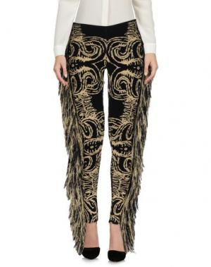 Повседневные брюки LEITMOTIV. Цвет: черный