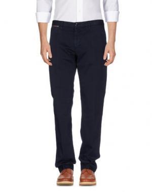 Повседневные брюки ALVIERO MARTINI 1A CLASSE. Цвет: грифельно-синий