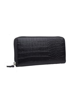 Бумажник Севилья Bouletta. Цвет: черный
