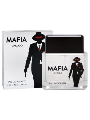 Туалетная вода Mafia Chicago (Мафия Чикаго) муж. 100ml APPLE PARFUMS. Цвет: прозрачный