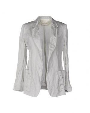 Пиджак AQUILANO-RIMONDI. Цвет: светло-серый