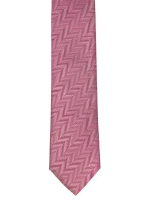 Галстук Troy collezione. Цвет: розовый