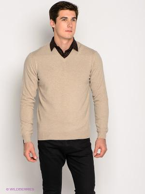 Пуловер Bramante. Цвет: бежевый