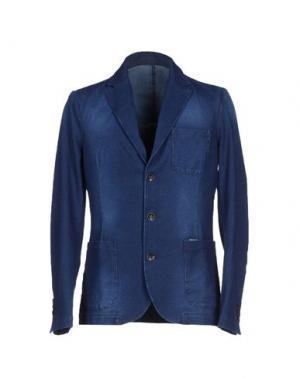 Пиджак IT'S MET. Цвет: синий