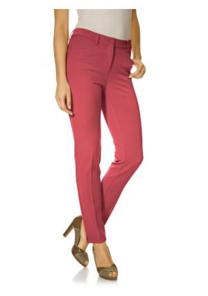 Моделирующие брюки ASHLEY BROOKE by Heine. Цвет: коралловый