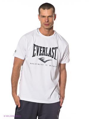 Футболка Core Crew Neck Everlast. Цвет: белый, черный